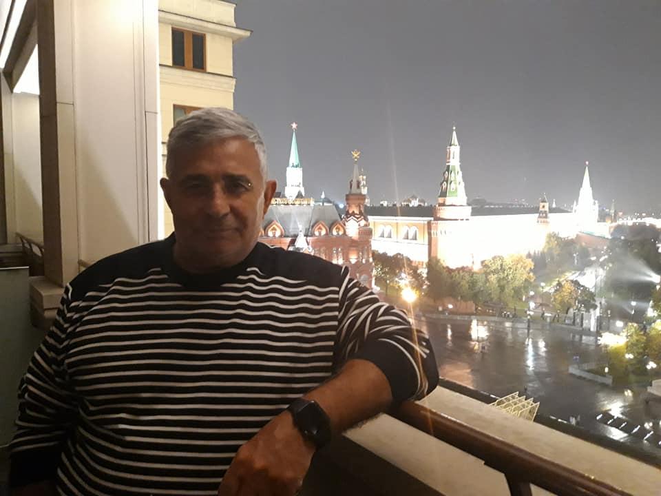 Βαλέριος Ασλανίδης: Ο πρώτος Έλληνας που έκανε το ρωσικό εμβόλιο: «Είμαι μια χαρά»