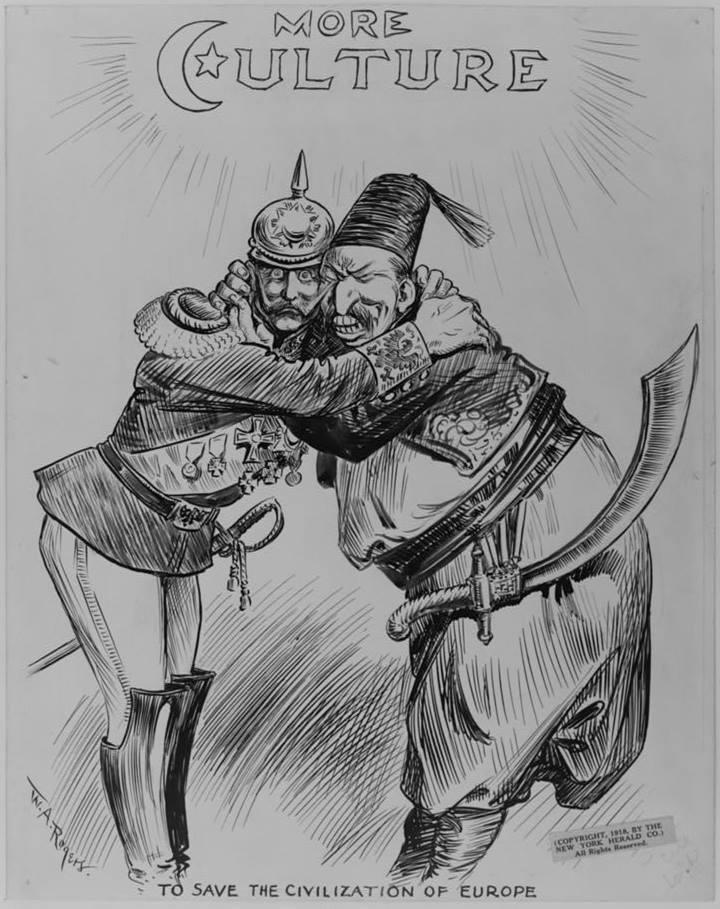 Οι Αμερικανοί ΜΠΟΡΟΥΝ να συμμαζέψουν τους Τούρκους, απλώς ΔΕΝ ΘΕΛΟΥΝ να το κάνουν.