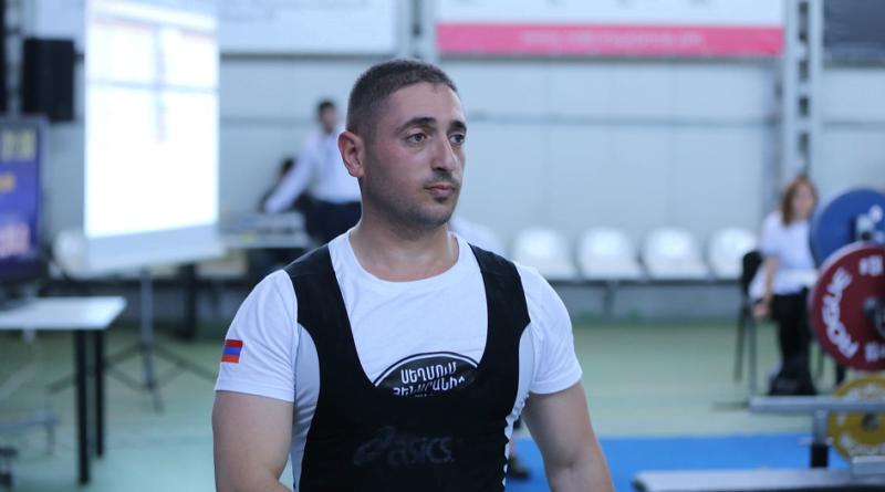 Αρμένιος πρωταθλητής της άρσης βαρών πέθανε στο Ναγκόρνο-Καραμπάχ