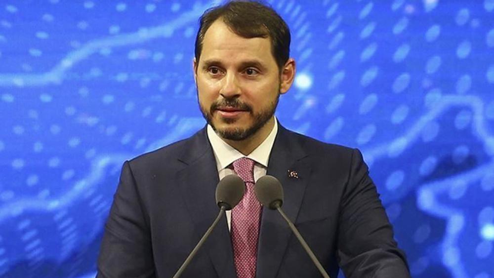 Καμία συζήτηση για επιβολή capital control, λέει ο Τούρκος ΥΠΟΙΚ, Μπεράτ Αλμπαϊράκ
