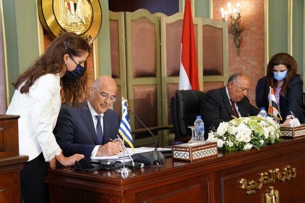 Οριοθέτηση ΑΟΖ Ελλάδας – Αιγύπτου. Σκέψεις και προβληματισμοί