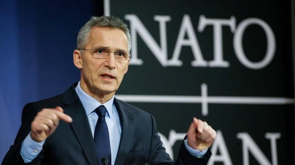 Ελληνοτουρκικά – Στόλτενμπεργκ: Το ΝΑΤΟ ανησυχεί για την ένταση στην Ανατολική Μεσόγειο