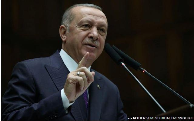 Στα όρια της πολιτικής παραφροσύνης – Ερντογάν: Θα απαντήσουμε όπως αξίζει στην Ελλάδα