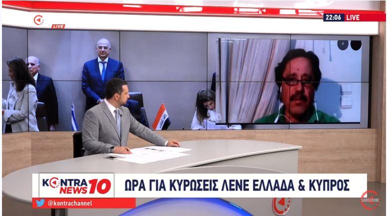 Σάββας Καλεντερίδης: Θα «αυτοκτονούσε» η Τουρκία αν κήρυσσε πόλεμο στην Ελλάδα (βίντεο)