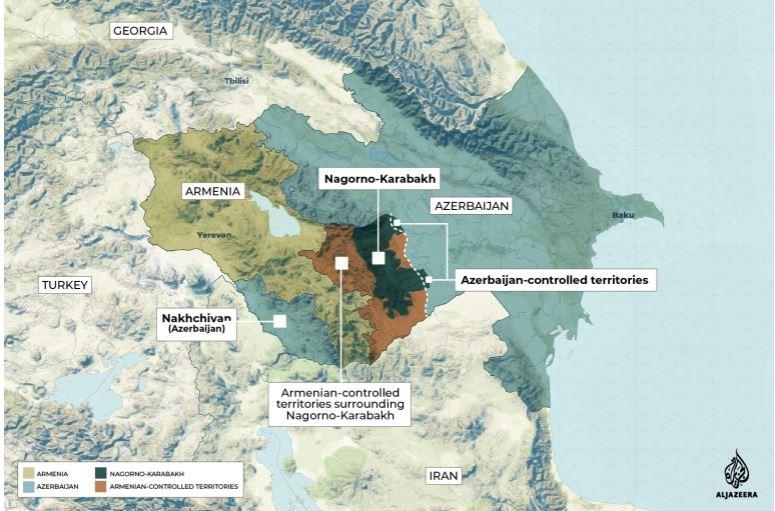 Οι στόχοι της Τουρκίας στον Καύκασο και το Αρτσάχ!