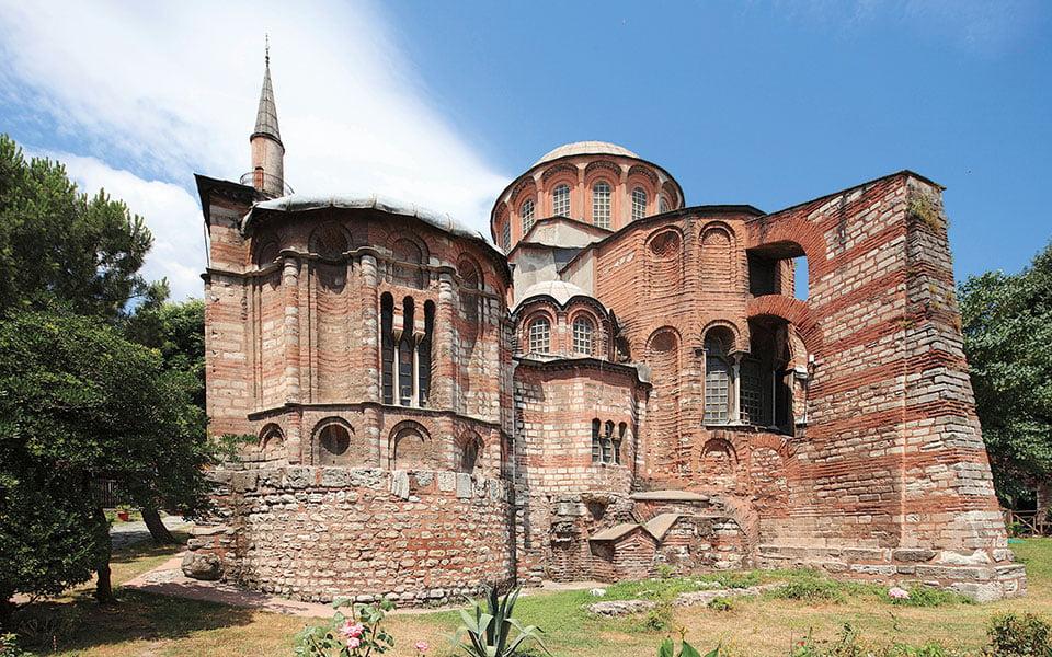 Νομικό «φρένο» στον Ερντογάν για τη μετατροπή της Μονής της Χώρας σε τζαμί