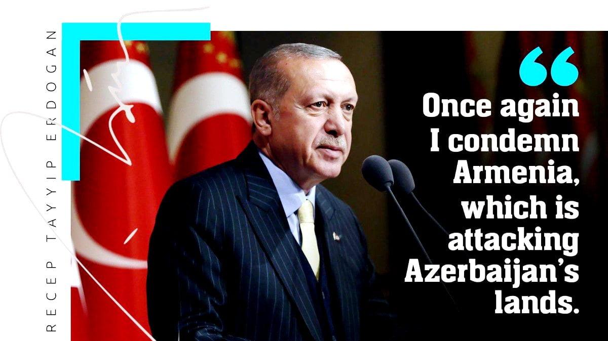 Μήπως το Αρτσάχ (Καραμπάχ) θα είναι ο τάφος του Ερντογάν;