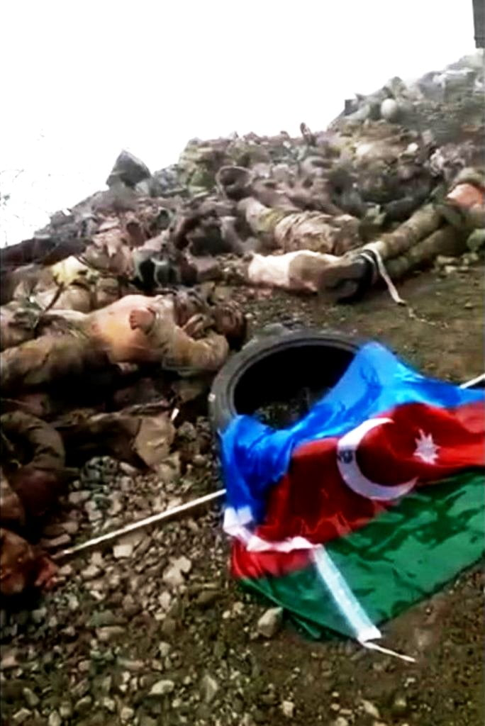 AZERBAIJANI ADVENTURES ENDING IN DISASTER.