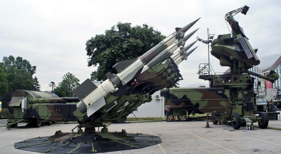 Η Ουκρανία παρέδωσε στην Τουρκία αντιαεροπορικά συστήματα S-125