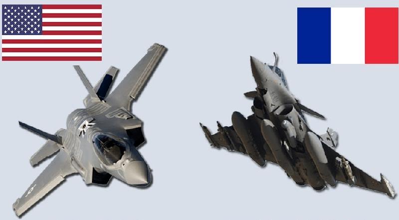 EurasianTimes: Πως η Ελληνική Πολεμική Αεροπορία με F-35 και Rafale θα ελέγχει την Ανατολική Μεσόγειο, τα Βαλκάνια και την Μικρά Ασία