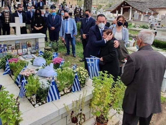 Τα νεα δεδομένα της δολοφονίας του Κατσίφα και η παρουσία του Έλληνα υφΥΠΕΞ