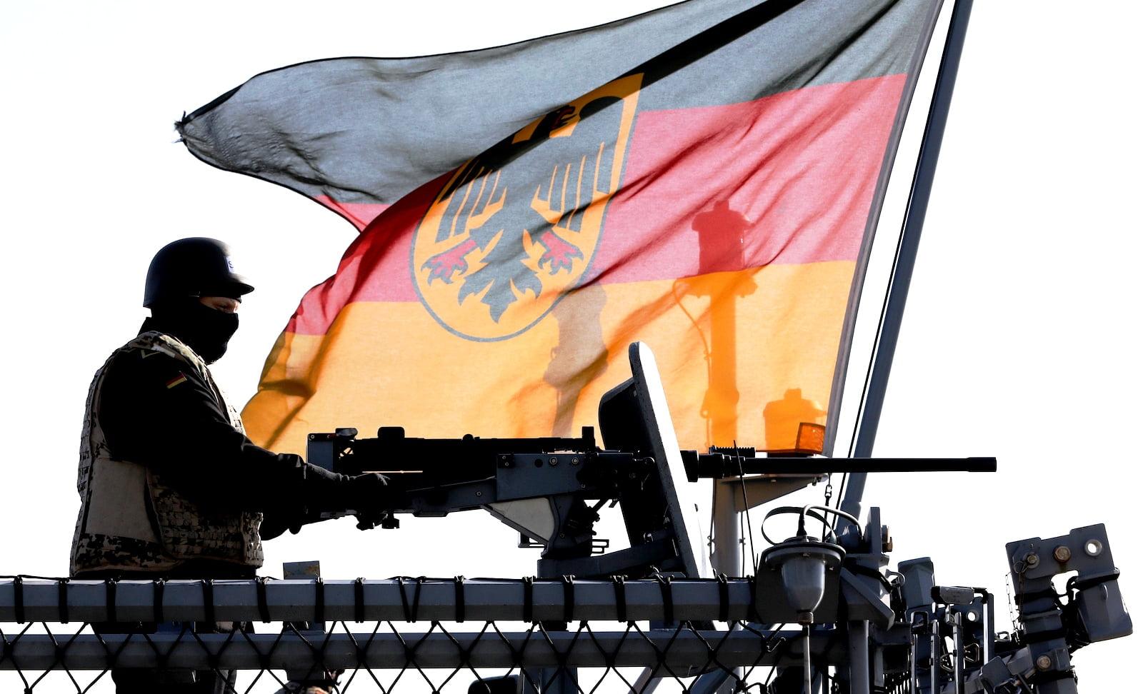 Επιστροφή της Γερμανίας στον Μιλιταρισμό Επισημαίνουν Ρωσία και Κίνα