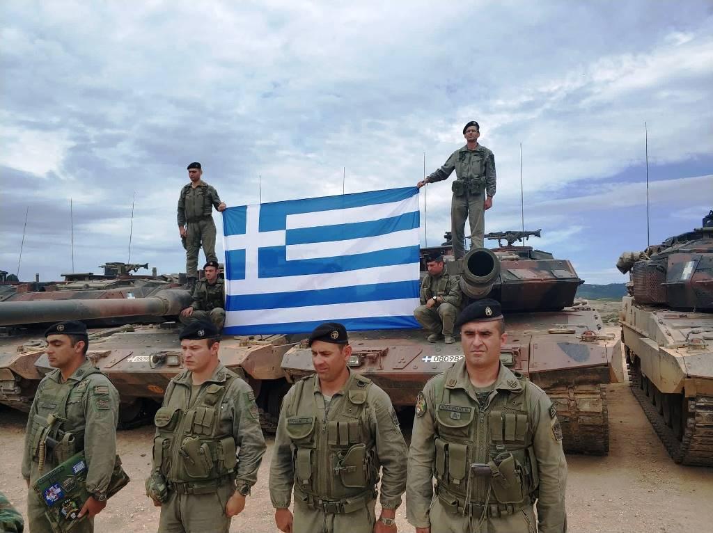 Οι συνηθισμένες ανοησίες περί των δαπανών της Ελλάδας για την άμυνα είναι εδώ