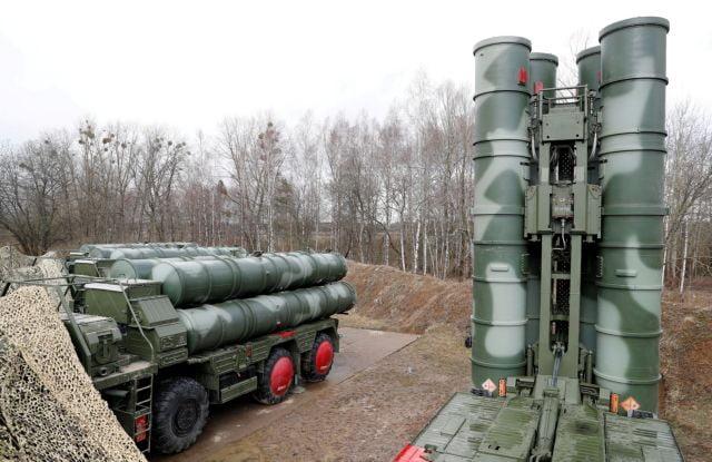 Να δούμε τώρα και το ΝΑΤΟ… τι θα κάνει μετά τις βολές των S-400