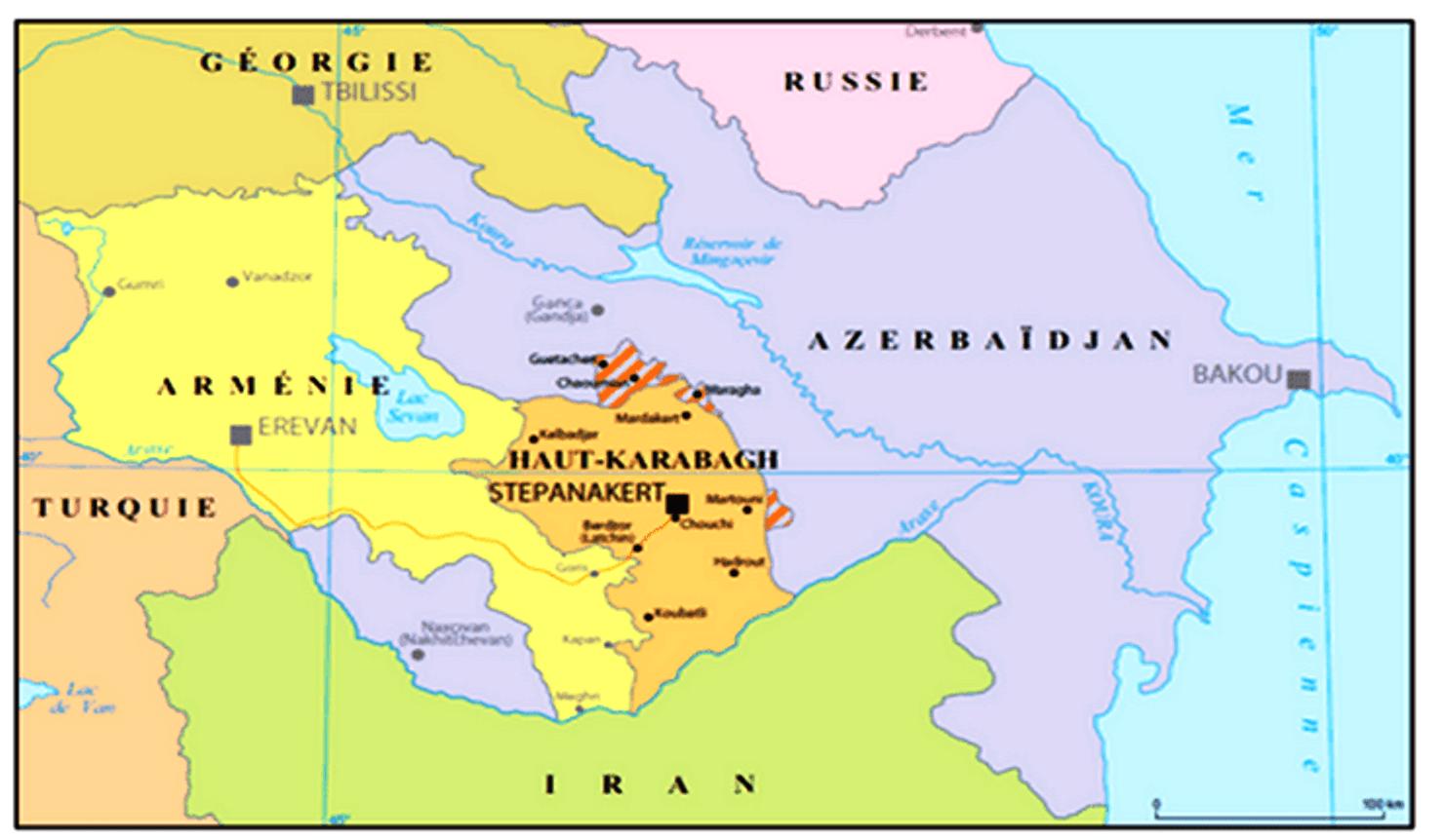 Ο ρόλος του εβραϊκού κράτους πίσω από τα παρασκήνια της αρμενικής κρίσης