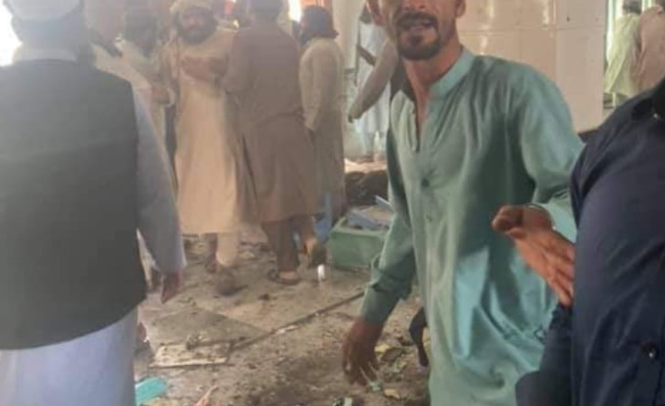 Τρόμος στο Πακιστάν: Έκρηξη σε ισλαμικό σχολείο – Τουλάχιστον επτά νεκροί και 70 τραυματίες (Βίντεο)