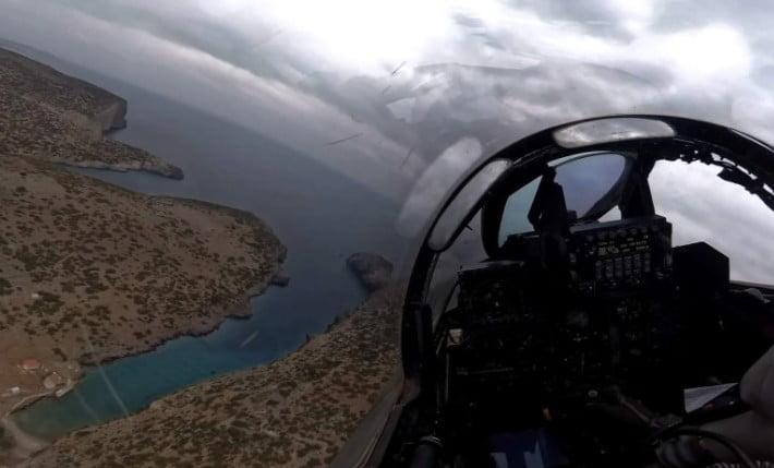 Εκτός ορίων οι Τουρκικές προκλήσεις στο Αιγαίο: Αποστρατικοποίηση νησιών, ελεύθερος εναέριος χώρος, δικαιώματα σε έρευνα-διάσωση