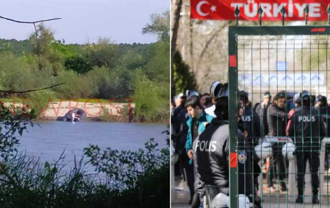 Η Τουρκία «επιστρέφει» στον Έβρο – Στοιβάζουν μετανάστες σε τουρκικά στρατόπεδα για να τους περάσουν στην Ελλάδα