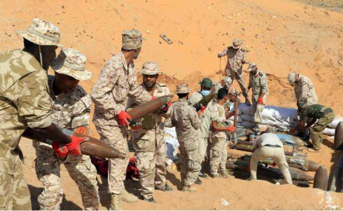 Ιστορική στιγμή για τη Λιβύη: Συμφωνία για «μόνιμη κατάπαυση του πυρός»