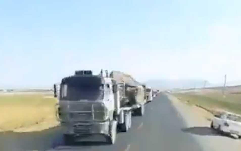 SOS – Κίνδυνος ανάφλεξης! Το Ιράν έστειλε διακόσια τανκς στα σύνορα με Αρμενία και Αζερμπαϊτζάν (ΒΙΝΤΕΟ)