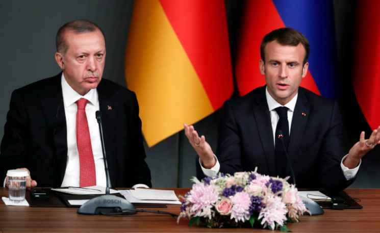 Ερντογάν: «Ναζιστές οι Ευρωπαίοι που στηρίζουν Μακρόν» – Κάλεσε σε μποϊκοτάζ των γαλλικών προϊόντων