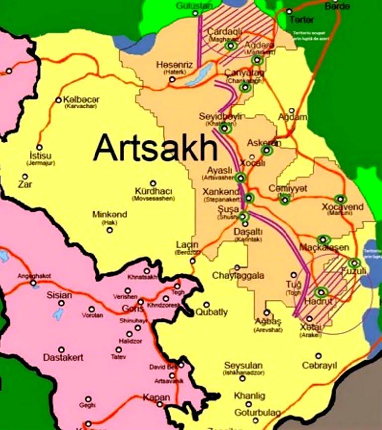 Στρατιωτικές επιχειρήσεις στο Ναγκόρνο-Καραμπάχ και πιθανές μελλοντικές εξελίξεις