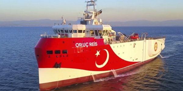 Νέα πρόκληση από τους Τούρκους: «Έρευνες στην Κρήτη από το Oruc Reis, θα στηθούν πλατφόρμες γεώτρησης»
