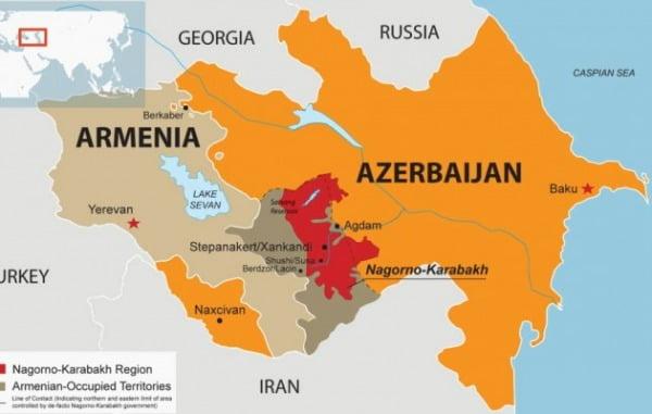 Ναγκόρνο Καραμπάχ: Συμφωνήθηκε κατάπαυση του πυρός από τα μεσάνυχτα