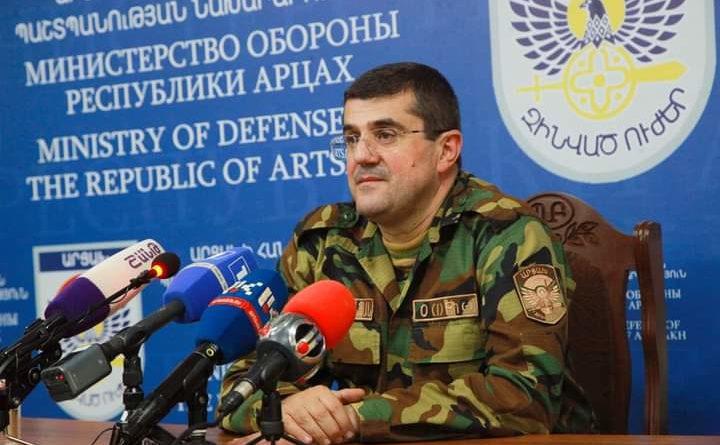 """Ο Χαρουτιουνιάν """"πωρώνει"""" τους Αρμενίους: «Αν θέλουν πόλεμο δεν κάνουμε πίσω»"""