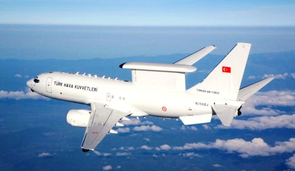Ο ρόλος του E7 AWC της Τουρκίας στον πόλεμο του Καραμπάχ.