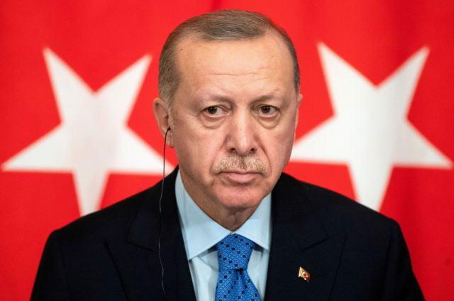 Ξέσπασμα οργής Ερντογάν και κατά των ΗΠΑ: Φέρτε κυρώσεις, είμαστε η Τουρκία, δεν φοβόμαστε