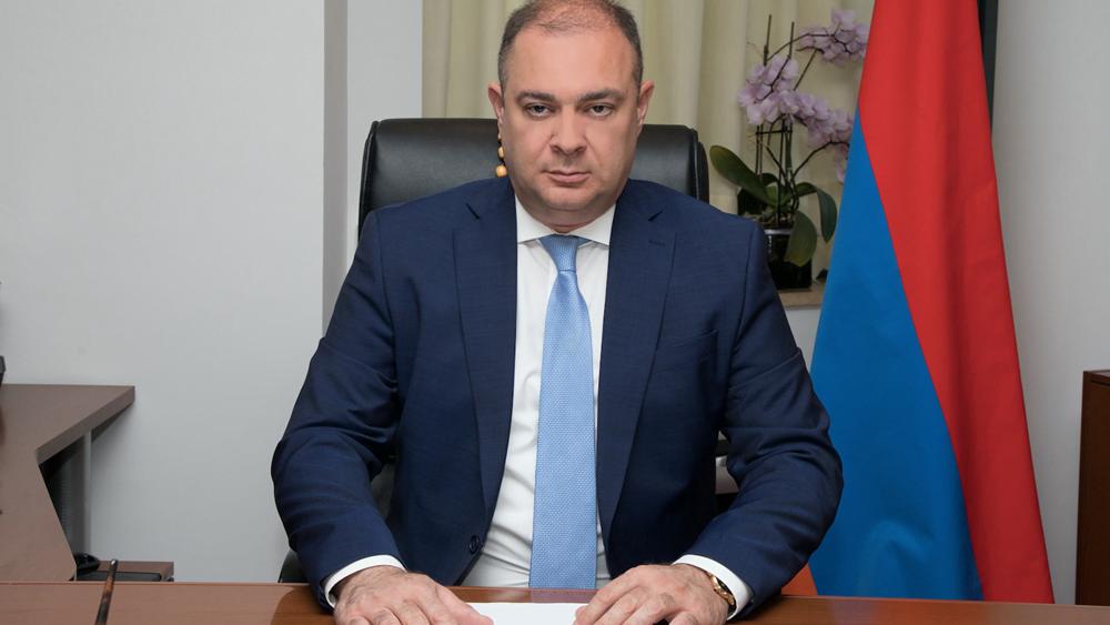 """Πρέσβης της Αρμενίας: """"Η συμμαχία Τούρκων-Αζέρων-τρομοκρατών δεν πρόκειται να σταματήσει στο Ναγκόρνο Καραμπάχ"""""""