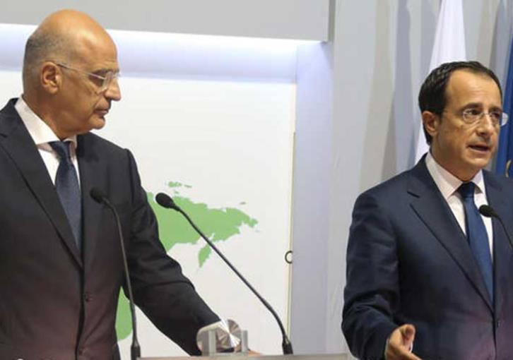 Αρραγές το μέτωπο Κύπρου – Ελλάδας, τόνισαν οι ΥΠΕΞ των δύο χωρών