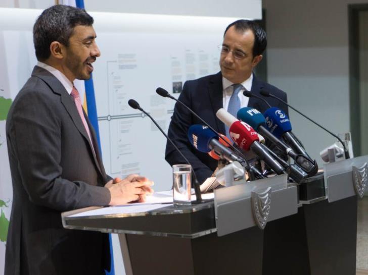 Σύντομα στη Λευκωσία η πρώτη τριμερής Κύπρου – Ελλάδας- ΗΑΕ