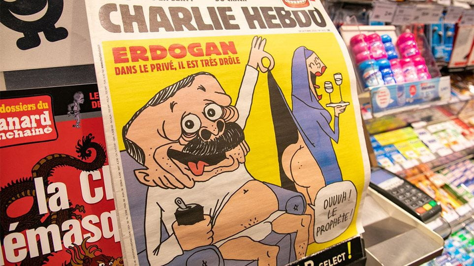 Στο «κόκκινο» η διαμάχη Ερντογάν-Μακρόν με φόντο την «κατρακύλα» της τουρκικής λίρας