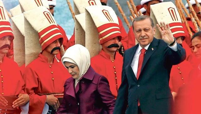 Προσβλητικός και νταής δεν έγινε από μόνος του ο Ερντογάν