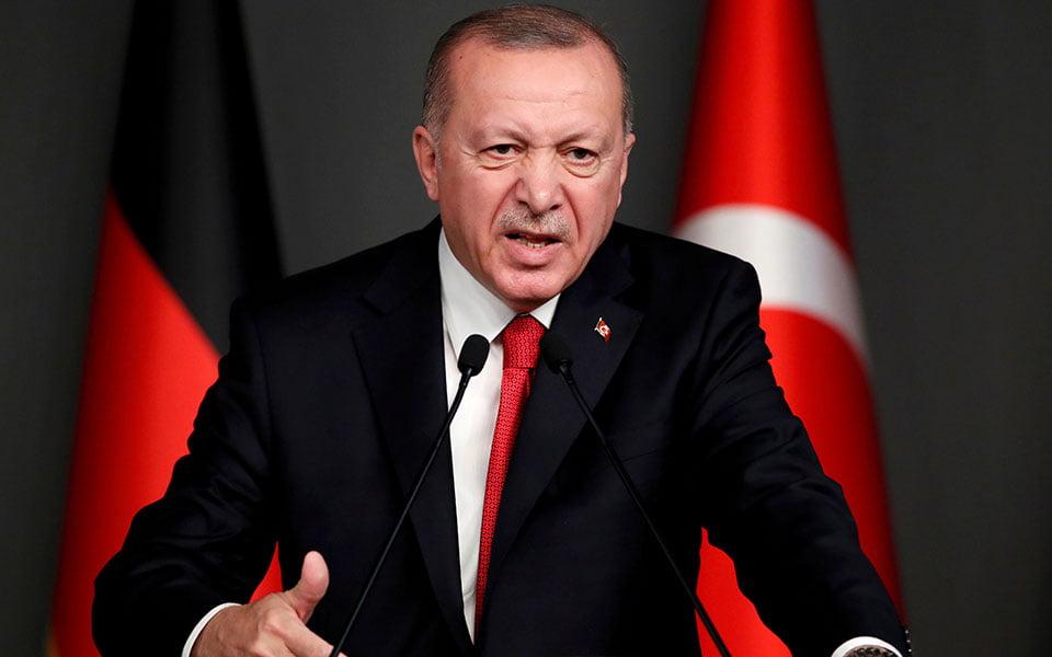 WSJ: Η Ευρώπη αποτυγχάνει να περιορίσει την Τουρκία