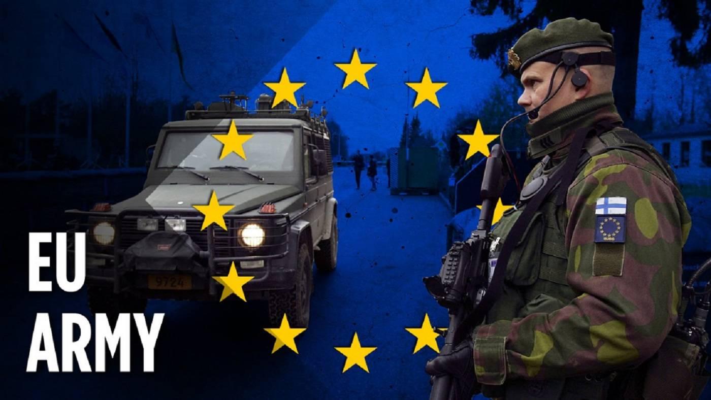 Τί γίνεται με τον ευρω-κοινοτικο στρατό; Θα καταλάβουν επιτέλους ότι τον χρειαζόμαστε επειγόντως;