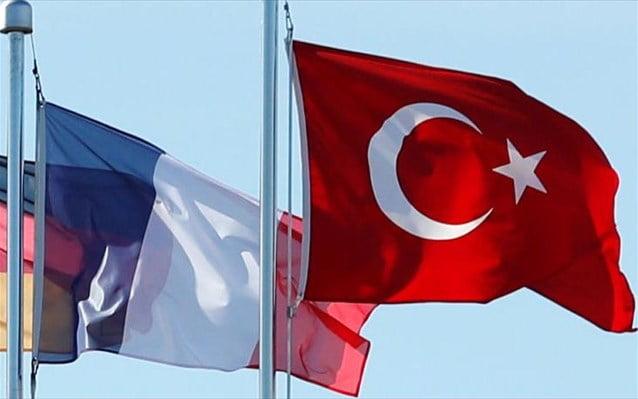 Η Γαλλία καλεί την Ε.Ε. να εγκρίνει μέτρα κατά της Τουρκίας