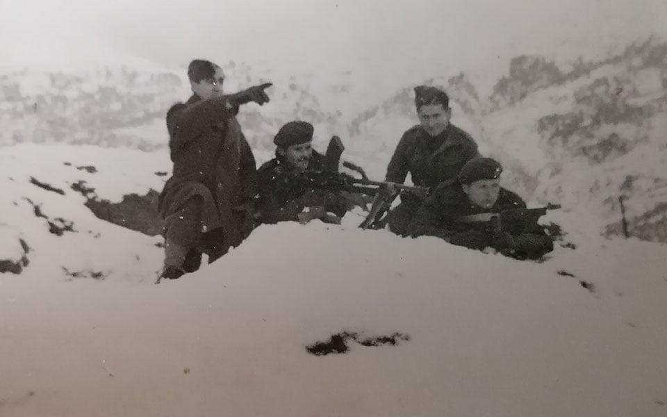Καλπάκι, Φούρκα: Οι πρώτες αναχαιτίσεις το 1940