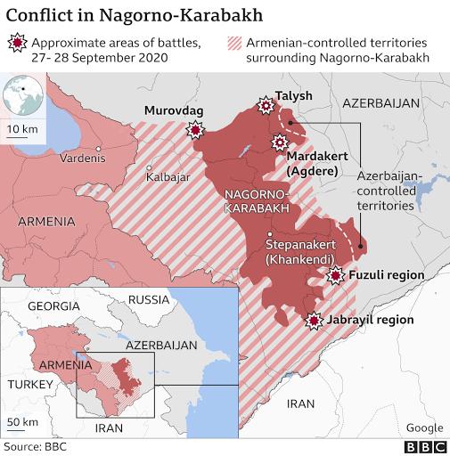 Γιατί απέτυχαν Τουρκία και Αζερμπαϊτζάν να καταλάβουν το Ναγκόρνο Καραμπάχ;