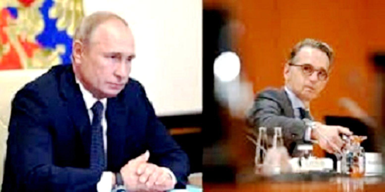 Ναβάλνι: Όταν η Γαλλία και η Γερμανία κάνουν τη Ρωσία να χάσει τη θρυλική υπομονή της