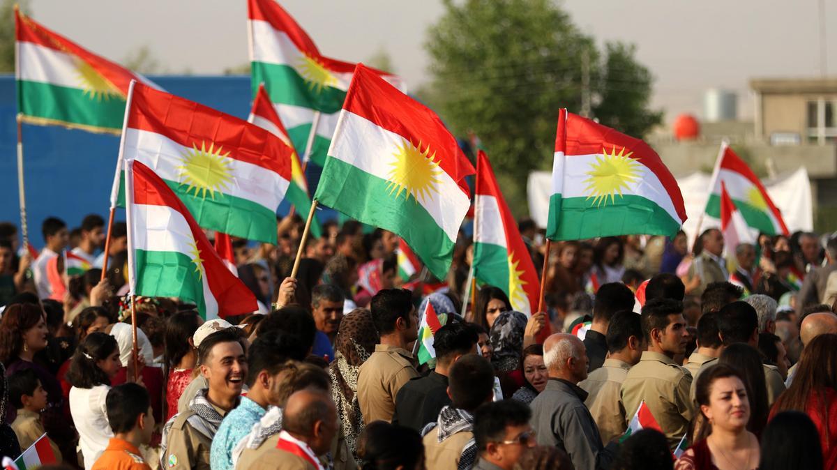 """""""Καταστρέφουν τις ζωές μας"""" αναφέρουν Κούρδοι αγρότες λόγω της δράσης των Bayraktar στα βουνά του Ιράκ"""