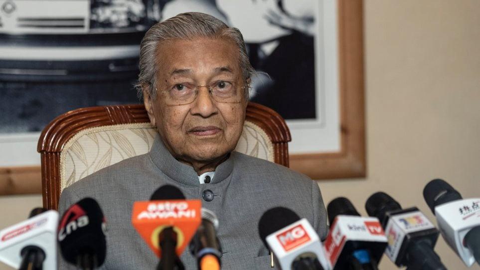 Μαλαισία: Δικαίωμα των Μουσουλμάνων να σκοτώσουν εκατομμύρια Γάλλους δηλώνει πρώην πρωθυπουργός
