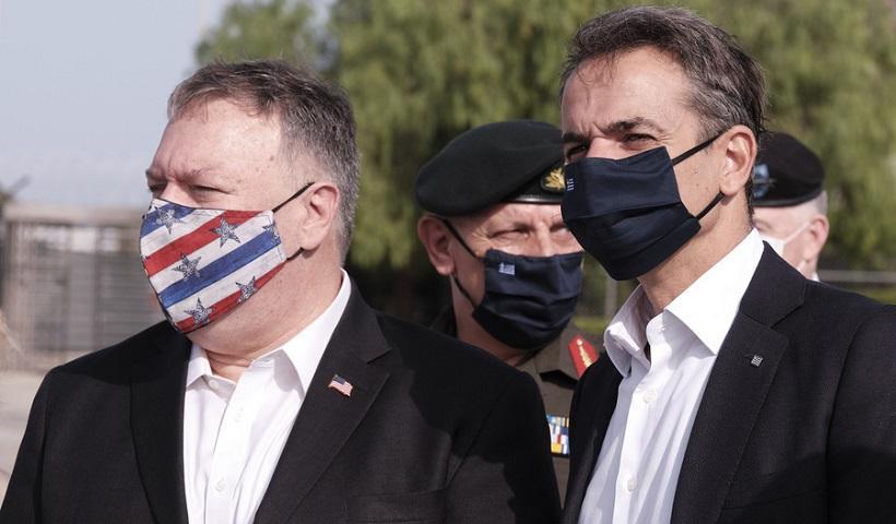 Ελλάδα-ΗΠΑ: Αναβάθμιση γιοκ με φόντο την Τουρκία