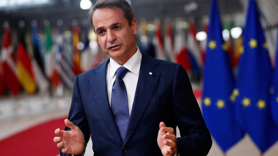Κυρ. Μητσοτάκης: Ο Δεκέμβριος καταληκτική ημερομηνία για κυρώσεις