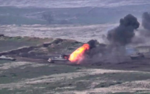 Eκεχειρία πυρός μεταξύ Αρμενίας και Αζερμπαϊτζάν μετά την διάσκεψη στην Μόσχα