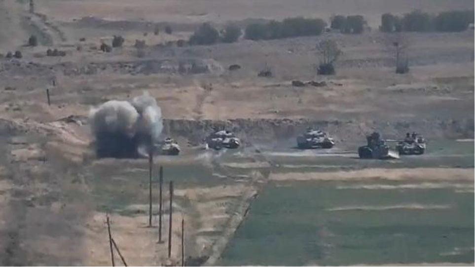 Αρμενία: Καταρρίφθηκαν πέντε τουρκικά UAV στο Ναγκόρνο Καραμπάχ