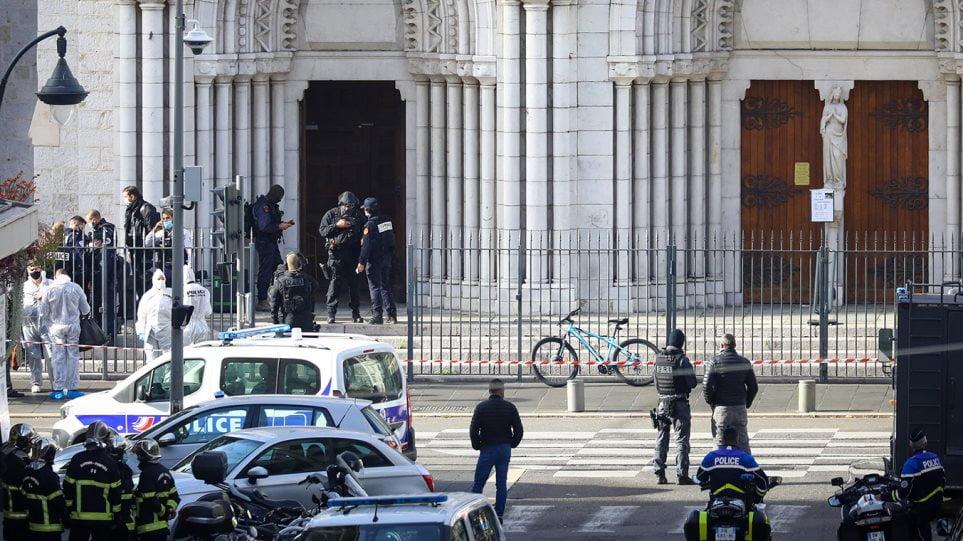Οι ισλαμιστές τρομοκράτες αποκεφάλισαν γυναίκα και σκότωσαν δύο άνδρες στη Γαλλία