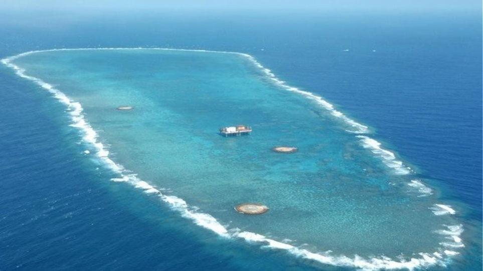 Κολμπαϊνσέι και Οκινοτορισίμα: Δύο νησιά που χάνονται και οι «μάχες» για την ΑΟΖ τους